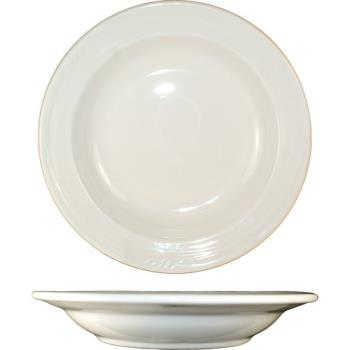 ITWNP3 - ITI - NP-3 - 10 1/2 Oz Newport™ Embossed Deep Rim Soup Bowl Product Image