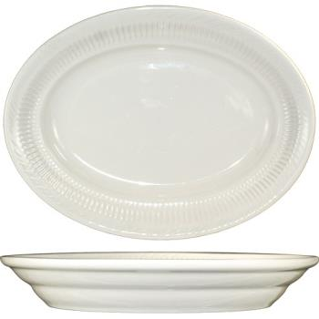 ITWAT12 - ITI - AT-12 - 9 1/4 in x 6 7/8 in Athena™ Embossed Platter Product Image