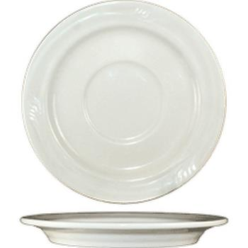 ITWNP2 - ITI - NP-2 - 5 3/8 in Newport™ Embossed Saucer Product Image