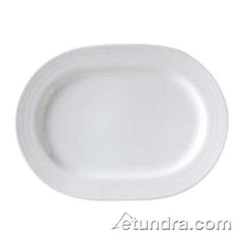 "VTXCB93 - Vertex - CB-93 - 11 3/8"" Crystal Bay Oblong Platter Product Image"