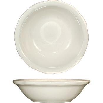 ITWVI11 - ITI - VI-11 - 4 3/4 Oz Victoria™ Fruit Bowl With Scalloped Edge Product Image