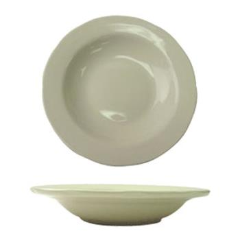 ITWVI3 - ITI - VI-3 - 10 1/2 Oz Victoria™ Deep Rim Soup Bowl With Scalloped Edge Product Image