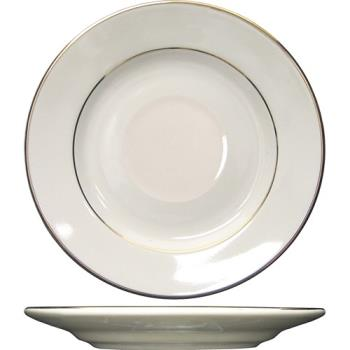 ITWFL2GF - ITI - FL-2GF - 5 3/4 in Saucer With Gold Band Product Image