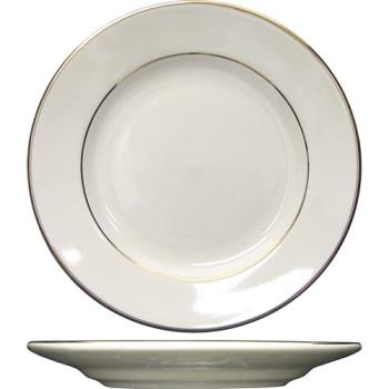 ITWFL8GF - ITI - FL-8GF - 9 in Florentine™ Plate With Gold Band Product Image