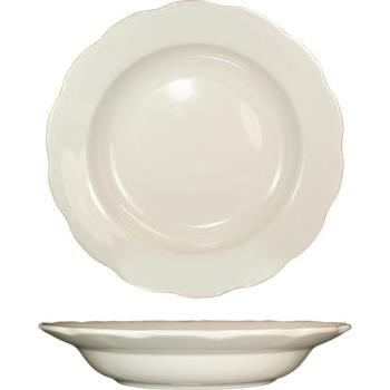 ITWVI105 - ITI - VI-105 - Victoria™ 18 oz Pasta  Bowl w/Scalloped Edge Product Image