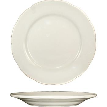 ITWVI16 - ITI - VI-16 - 10 3/4 in Victoria™ Plate With Scalloped Edge Product Image