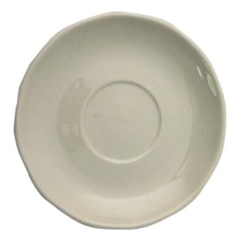 ITWVI2 - ITI - VI-2 - 5 3/4 in Saucer With Scalloped Edge Product Image