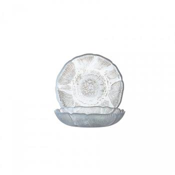 CRD08781 - Cardinal - 08781 - 10 oz Fleur Glass Compote Dish Product Image