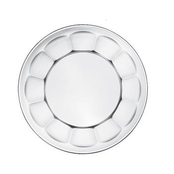 LIB15411 - Libbey - 15411 - 7 1/2 in Gibraltar® Glass Salad Plate Product Image