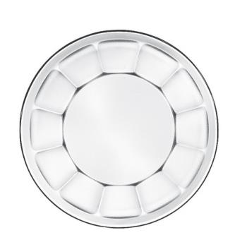 LIB15412 - Libbey - 15412 - 8 in Gibraltar® Glass Soup/Salad Plate Product Image