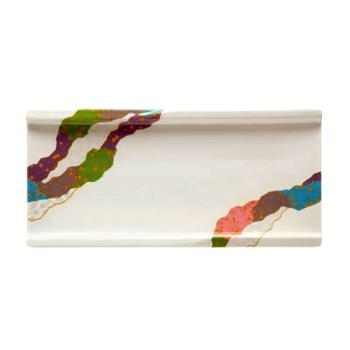 GET140CO - GET Enterprises - 140-CO - Contemporary 9 1/2 in x 4 1/4 in Platter Product Image