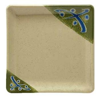 GET25218TD - GET Enterprises - 252-18-TD - Traditional 7 in Square Plate Product Image