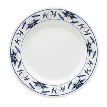 GETKT415B - GET Enterprises - KT-415-B - Water Lily 12 in Plate Product Image