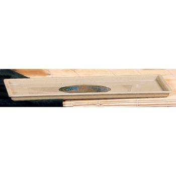 "THG0900J - Thunder Group - 0900J - 13 1/2"" x 4 3/4"" Wei Sandwich Tray Product Image"