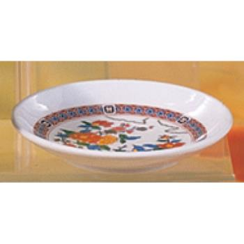"THG1003TP - Thunder Group - 1003TP - 3 7/8"" Peacock Sauce Dish Product Image"