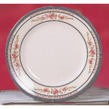 "THG1006AR - Thunder Group - 1006AR - 6"" Rose Soup Plate Product Image"