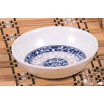 "THG1102DL - Thunder Group - 1102DL - 2 3/4"" x 3 3/8"" Blue Dragon Twin Sauce Dish Product Image"