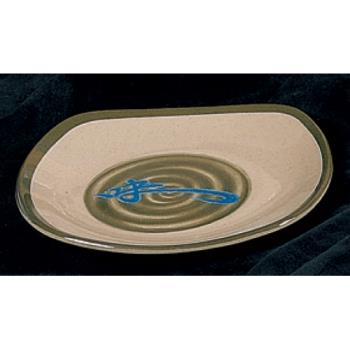 "THG1203J - Thunder Group - 1203J - 6"" x 5 1/8"" Wei Oblong Platter Product Image"