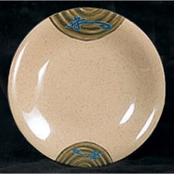 "THG1304J - Thunder Group - 1304J - 4 3/4"" Wei Round Dinner Plate Product Image"