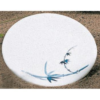 "THG1360BB - Thunder Group - 1360BB - 5 7/8"" Blue Bamboo Soup Plate Product Image"