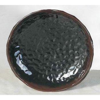 "THG1809TM - Thunder Group - 1809TM - 9 3/8"" Tenmoku Shape Plate Product Image"