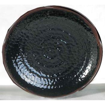 "THG1814TM - Thunder Group - 1814TM - 14"" Tenmoku Round Platter Product Image"