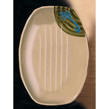 "THG2308 - Thunder Group - 2308 - 8"" Wei Teriyaki Tray Product Image"