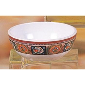 THG3004TP - Thunder Group - 3004TP - 12 oz. Peacock Rice Bowl Product Image