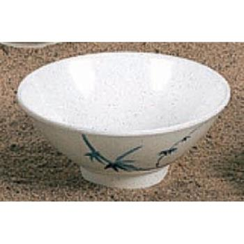 THG3005BB - Thunder Group - 3005BB - 8 oz. Blue Bamboo Rice Bowl Product Image
