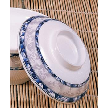"THG3201CDL - Thunder Group - 3201CDL - 5 1/4"" Lid for Blue Dragon Noodle Bowl Product Image"