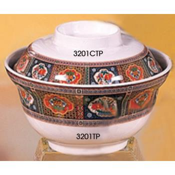 THG3201TP - Thunder Group - 3201TP - 20 oz. Peacock Noodle Bowl w/o Lid Product Image