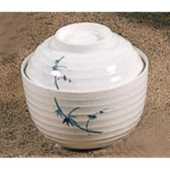 THG3502BB - Thunder Group - 3502BB - 9 oz. Blue Bamboo Miso Soup Bowl Product Image
