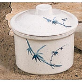 THG3504BB - Thunder Group - 3504BB - 13 oz. Blue Bamboo Special Bowl w/ Lid Product Image