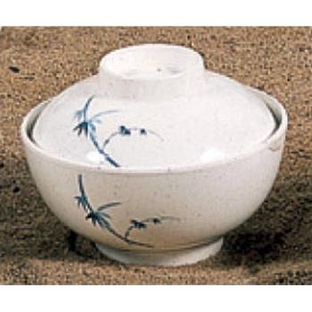 THG3506BB - Thunder Group - 3506BB - 10 oz. Blue Bamboo Special Bowl w/ Lid Product Image
