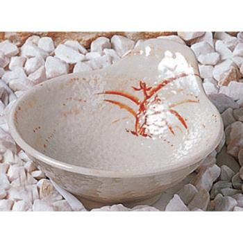 THG3601 - Thunder Group - 3601 - 9 oz. Gold Orchid Tempura Dipping Bowl Product Image