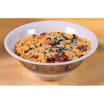 THG5106TP - Thunder Group - 5106TP - 12 oz. Peacock Deep Bowl Product Image