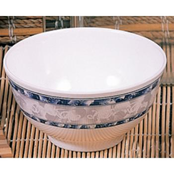 THG5206DL - Thunder Group - 5206DL - 27 oz. Blue Dragon Rice Bowl Product Image