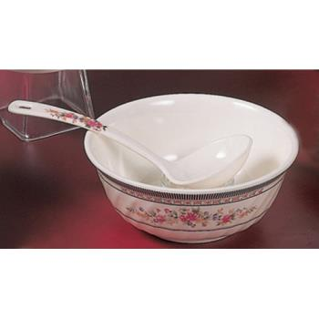 THG5307AR - Thunder Group - 5307AR - 27 oz. Rose Swirl Bowl Product Image