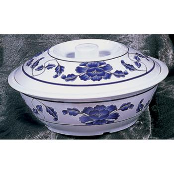 THG8010TB - Thunder Group - 8010TB - 63 oz. Lotus Serving Bowl w/Lid Product Image