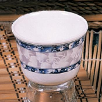 THG9152DL - Thunder Group - 9152DL - 5 oz. Blue Dragon Tea Cup Product Image