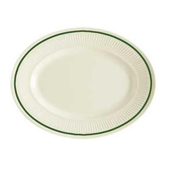GETEP10K - GET Enterprises - EP-10-K - Kingston 9 1/4 in x 7 in Oval Platter Product Image
