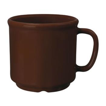 GETS12BR - GET Enterprises - S-12-BR - Ultraware Brown 12 oz Coffee Mug Product Image
