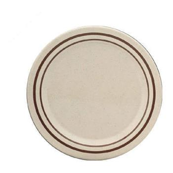 "THGAD106AA - Thunder Group - AD106AA - 6 1/4"" Arcadia Round Bread Plate Product Image"