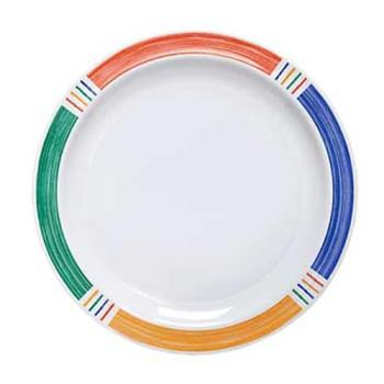GETDP910BA - GET Enterprises - DP-910-BA - Barcelona Kid 10 in Dinner Plate Product Image