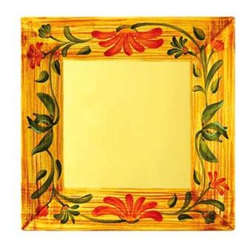 GETML102VN - GET Enterprises - ML-102-VN - Venetian 6 in Square Plate Product Image