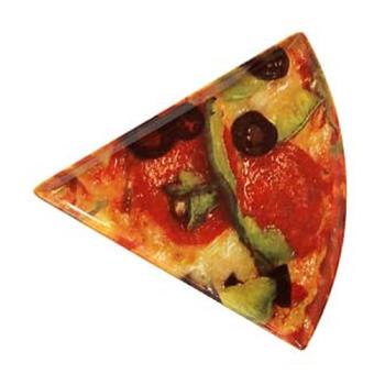 "GETPZ85PZ - GET Enterprises - PZ-85-PZ - Let's Party 8 1/2"" Pizza Plate Product Image"