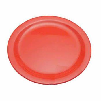 86391 - Carlisle - 4350005 - 10 1/4 in Dallas Ware® Red Dinner Plate Product Image