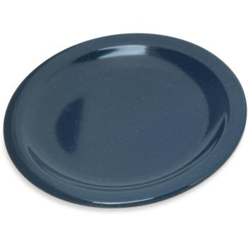 CFS4350535 - Carlisle - 4350535 - 5 5/8 in Dallas Ware® Blue Bread and Butter Plate Product Image