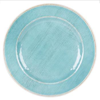 CFS6400115 - Carlisle - 6400115 - 11 in Aqua Grove Dinner Plate Product Image