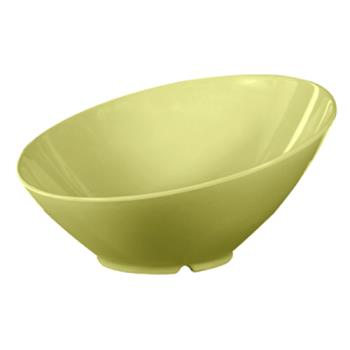 GETB788AV - GET Enterprises - B-788-AV - Harvest Avocado 16 oz Cascading Bowl Product Image